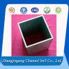 6063 T6 de Vierkante Buis van het Aluminium voor Ornament