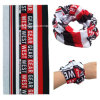 OEM Produce Customized Logo Sports extérieur Multifunctional Tube Buff Printed Scarf