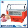Refrigerador do gelado com 12 caixas