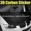 3D Carbon Fiber Vinyl Film/3D Carbon Fiber Vinyl Black/3D Carbon Fiber Car Sticker