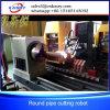 Kohlenstoffstahl CNC-Rohr-Profil-Ausschnitt-Maschine