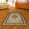 6X9ft Brozen Color Figure Indo Classic Rugs persiano Hot Sale Carpets