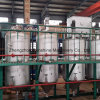 Raffineria dell'olio da tavola della piccola scala della macchina di raffinamento dell'olio di girasole