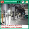 Soja da manufatura 10t-200tpd da máquina do petróleo, linha da refinaria de petróleo do amendoim
