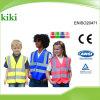 Gilet r3fléchissant de sûreté de qualité pour les enfants (5-7yrs)