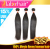 Sales quente 7A Peruvian Virgin Straight Human Hair, Unprocessed 100% Hair