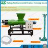 Assécher Presse à vis Machine / vache / porc / poulet / Bovins Dung déchets Spirale Séparateur de liquide solide