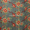 ポリエステルフィラメントライトが付いている気高く多彩な刺繍のオーガンザの生地Ab104