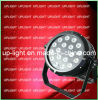 diodo emissor de luz Wall Washing Light de 18PCS*10W 4in1 RGBW