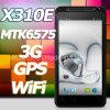 Téléphone intelligent de l'androïde 4.0 3G GPS WiFi de X310E MTK6575
