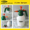 pulverizador molhando de Sprayerhand Sprayergarden da pressão 2L