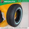 Weiße Seitenwand-Auto-Reifen
