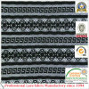 Nouveau tissu de lacet de polyester de robe de qualité de la Chine de conceptions (C0038)