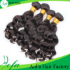 Mongolian Human Virgin Hair de China Factory Wholesale com Best Price