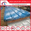 Покрасьте Coated голубой Corrugated стальной лист крыши