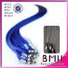Colorare capelli del ciclo dell'anello dei capelli umani di Remy i micro (Yuki139)