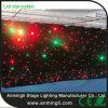 LEDの星ライト背景幕