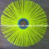 Cepillo amarillo de los PP Sun para la máquina del barrendero de camino (YY-283)