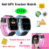1.44''touch Screen Kids GPS Smart Tracker Watch (D26)