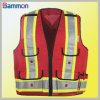Вино Red Reflective Jacket для Road Worker (RC033)
