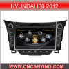 GPS를 가진 Hyundai I30 2012년, Bluetooth를 위한 특별한 Car DVD Player. A8 Chipset Dual Core 1080P V-20 Disc WiFi 3G 인터넷 (CY-C156로)