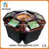 Управляемая монеткой машина аркады шлица рулетки играя в азартные игры для сбывания