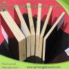 El color negro de Brown de la madera dura del álamo impermeabiliza la madera contrachapada marina de 17.5m m