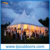 Nuova tenda del Palo dell'alto picco della tenda foranea di cerimonia nuziale di stile 2015