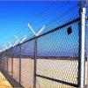 Barrière de maillon de chaîne de système de haute sécurité