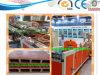 Wood Plastic Composite WPC Decking Linha de Produção Co-Extrusion