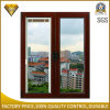 Aluminiumflügelfenster-Fenster mit Blendenverschluss-Innere (125 Serien)