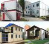 Полуфабрикат дом рамки структурно стали конструкции