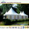 4X4m 정원 Gazebo Glass Window Tent (P4)