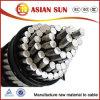 Алюминиевой кабель проводника ACSR проводника усиленный сталью