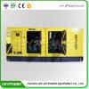 Gelbes leises Generator-Set der Farben-500kw angeschalten von Cummins mit Bescheinigung des Cer-ISO9001