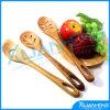 3部分の木のスプーンの台所炊事用具のツール