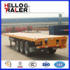 Neue Tri-Axle 40 Feet Semi Trailer mit Locks