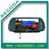 Nouveau DV12V moniteur lcd de Rearview de 7 pouces, Bluetooth optionnel