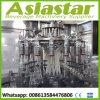 sistema de empaquetado automático del zumo de fruta de la botella de cristal 4000bph 3 in-1