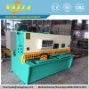 Metallscherende Maschine mit Delem CNC-Bediengeräten