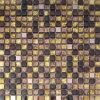 Het gouden Mozaïek van de Kunst van het Glas (VMW3308)