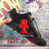 . 2017 la nuova qualità cattiva di arrivo Kobe12 di Chlidren scherza i pattini di pallacanestro Kobe 12 scarpe da tennis con pattini superiori di sport dell'aria del capretto gli alti