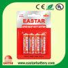 Батареи углерода цинка AAA