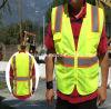 Safety Vest / Traffic Vest / Reflective Vest (yj-120103)