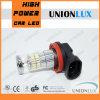 Lumière de regain automatique de l'éclairage LED 4.8W 3014 H11 SMD DEL