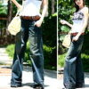 Latest Designed Fashion Lady Jeans Jbw0166