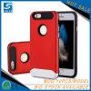 Hybrider dünner Kasten für iPhone 6s rote Farben-Telefon-Kasten
