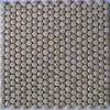 I cerchi beige mescolano il mosaico di ceramica