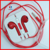 최신 - Mic와 Remote를 가진 iPhone Earpod Headset를 위한 Sell Earphone