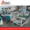Plastikfilm-flacher Beutel HDPE-LDPE-LLDPE, der Maschine herstellt